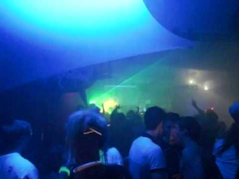 Andy Stringer ( UK ) @ Contact presents Overload The Fort Halloween Spooktacular