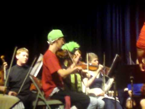Salina Central High School Halloween Concert