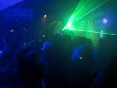Mark EG ( UK ) @ Contact presents Overload The Fort ( Halloween Spooktacular )