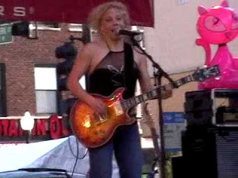 Catfight Band at Halsted Street Fair 2004