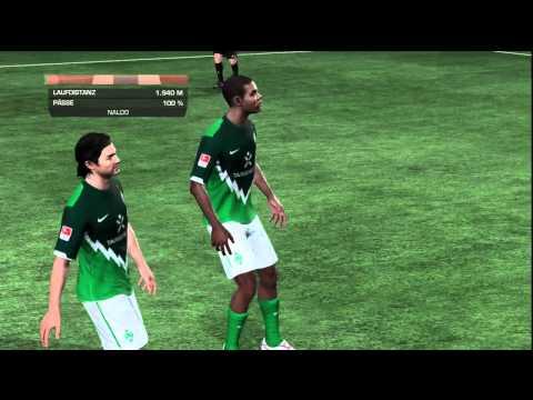 4# El Cl�sico Fifa11 Hamburger SV vs Werder Bremen (HD)