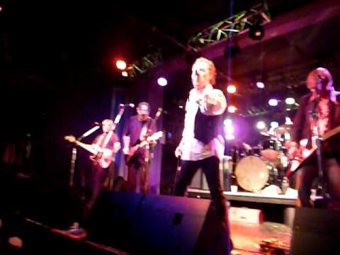 "The Ravyns ""One Fallen Angel"" Hammerjacks Reunion, Recher 7/10/10 live concert"