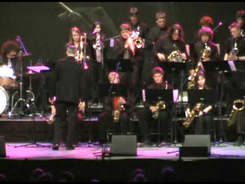 Bird Count - SWHS Jazz Band @ Lionel Hampton