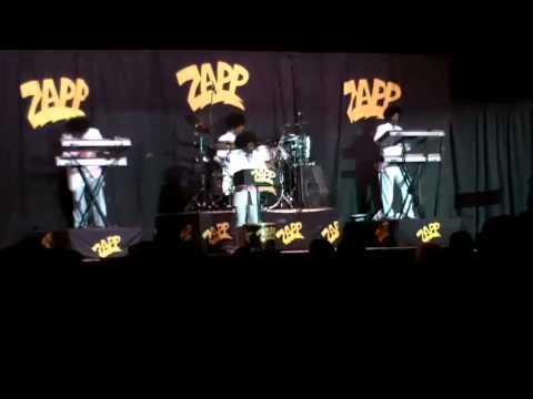 Hampton Funkfest (Kodak Play Sport Test)