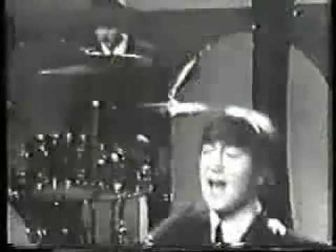 The Beatles - I Want To Hold Your Hand 1963 live!