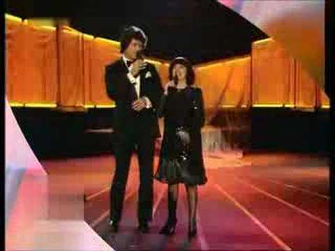 Mireille Mathieu & Patrick Duffy - Together we`re strong 1983