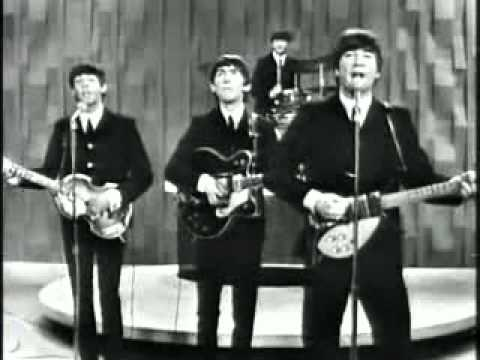 The Beatles - I Want To Hold Your Hand - The Ed Sullivan Show (1964)