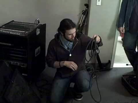 Handful of Luvin` Webisode 1: Loading Into Our Rehearsal Space