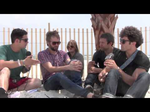 Hightide Blues interview at Hangout Music Festival