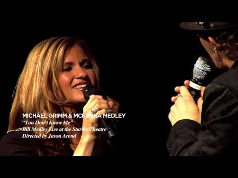 "Michael Grimm & McKenna Medley ""You Don`t Know Me"" Video HD.mov"