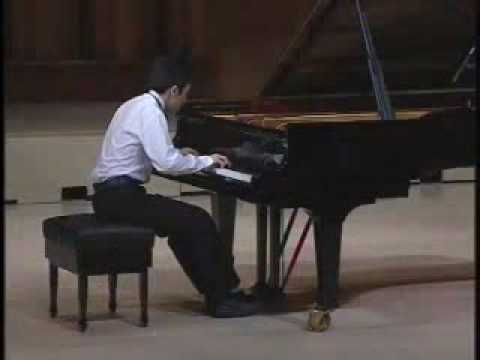 Haochen Zhang - Chopin Prelude Op. 28 No.16
