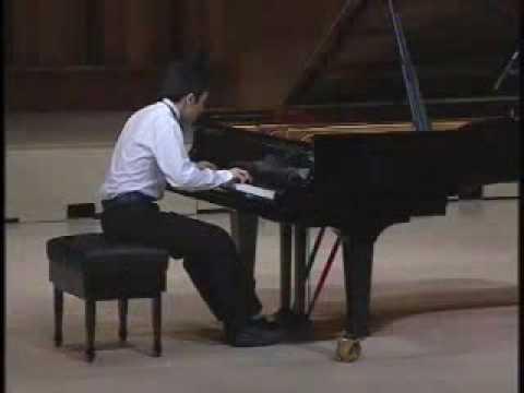 Haochen Zhang - Chopin Prelude Op. 28 No.16