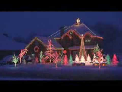 Christmas house light party techno!.WMV