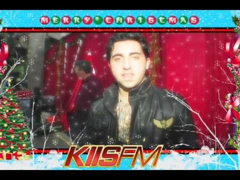KIIS FM x SKEE.TV Holiday Christmas Card 2008! w/ Chris Brown, Akon, PCD, & Many More!