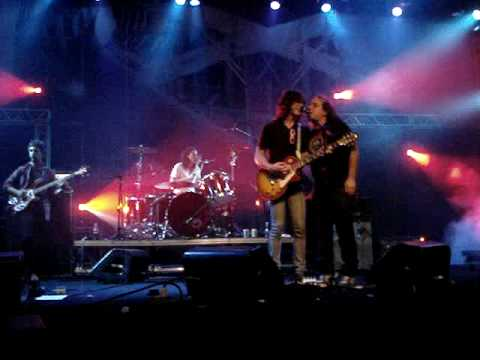 MGMT - Electric Feel (With Har Mar Superstar) @ Tim Festival 2008, Rio de Janeiro