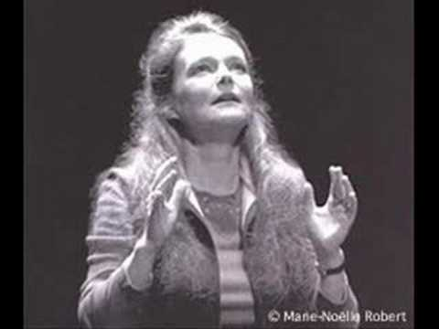 Lorraine Hunt- Harbison: The Great Gatsby- Myrtle`s 1st Aria