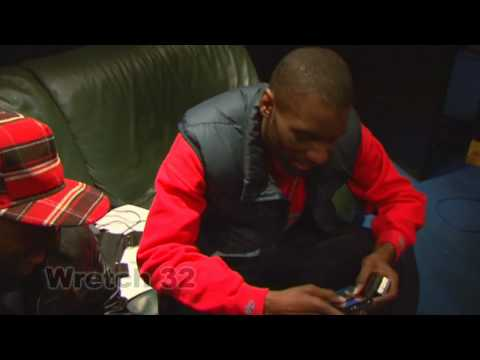Hard Palm Dun - In Studio With Wretch 32, Young Starz & Fari (Young Kings) **WORDPLAY STUDIOS**