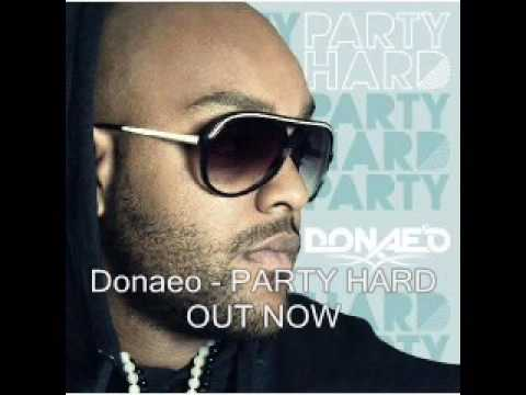 Donaeo - 13 - Over You / Devil In a Blue Dress 2 (Bonus Track) [Party Hard Album]