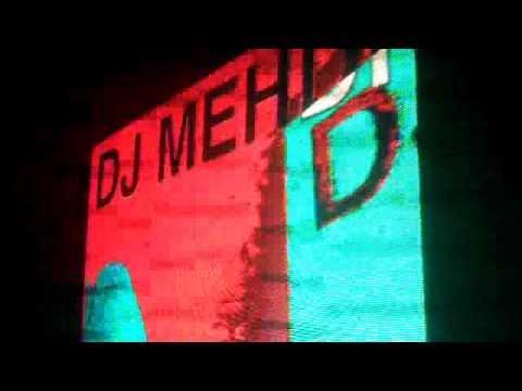 DJ MEHDI DROPPIN` PON DE FLOOR @ HARD NYE 2010