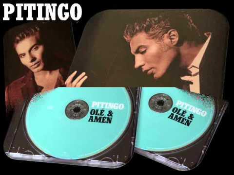 PITINGO - NUEVO CD OLE Y AMEN - EL MEJOR REGALO DEL MUNDO - REGALA ARTE