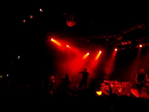 Before The Damned live 10-23-09 Denver