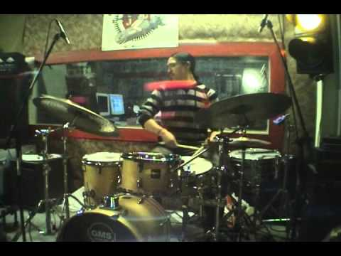 solo drums jazz