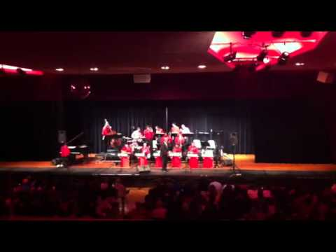 NIU Jazz Ensemble - Harlem Speaks