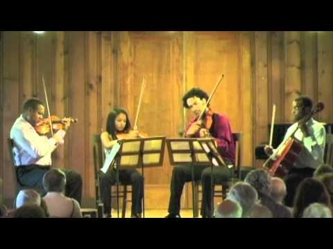 Haydn: String Quartet in G Major, Op.76 No.1 - 3. Menuetto: Allegro