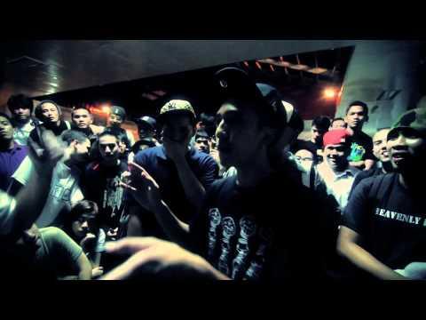 FlipTop - Apekz vs Harlem (Freestyle)