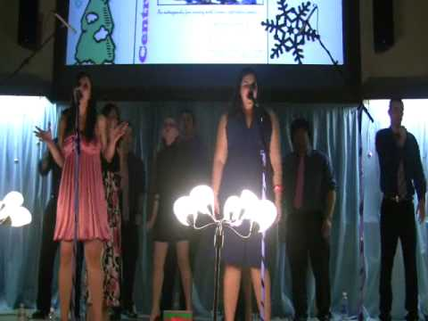 "CMU`s Central Harmony sings ""Disturbia"" A cappella"