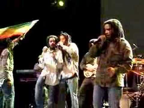 Damian, Julian, Stephen Marley- Could You Be Loved?
