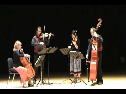 Bohemian Quartet - Acacia Road