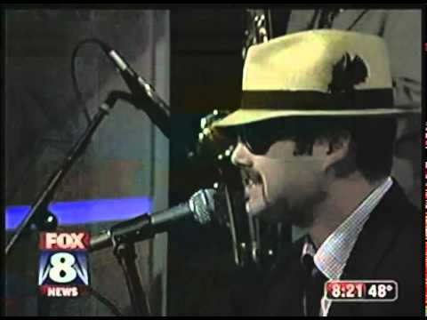 Harry Bacharach Gets Down on FOX 8 in the Morning
