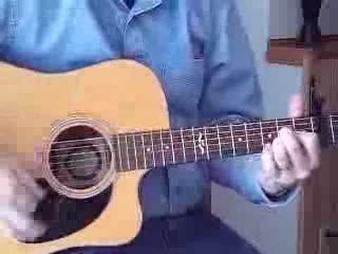 Cats in the Cradle - Harry Chapin - Guitar