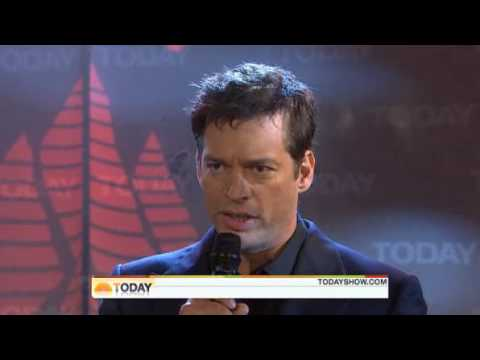 Harry Connick Jr. - All The Way - Live Today Show 09/28/2009