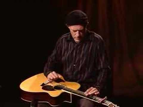 "Harry Manx plays ""Can`t Be Satisfied"""