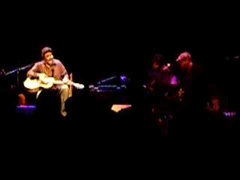 "Harry Manx & Yeshe - Live in Brisbane ""Crazy Love"""