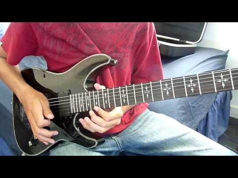 Guitar Metal Riffs and Solos Part 2