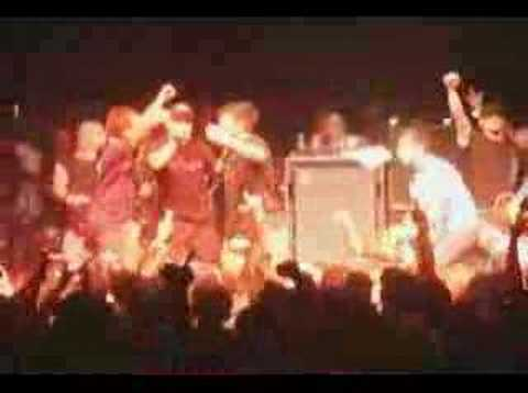Hatebreed - I Will Be Heard (live hellfest 2003)