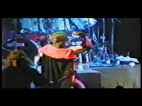 KING DIAMOND - Family Ghost - Live at Gothenburg,Sweden 1987 - Part 4 with lyrics
