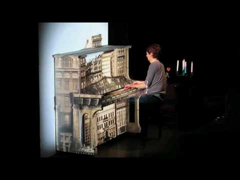 Hauschka Ghost Piano Live in Eindhoven