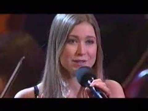 Hayley Westenra - All Things Bright and Beautiful (live)