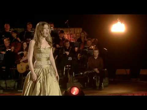 Hayley Westenra - Lascia Ch`io Pianga (Live)- 私を泣かせてください