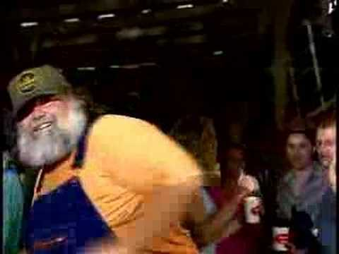 Hayseed Dixie - Roses (Bluegrass - Outkast cover song)