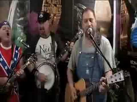 "Hayseed Dixie-""Highway to hell"" @ the Electric Picnic 08"