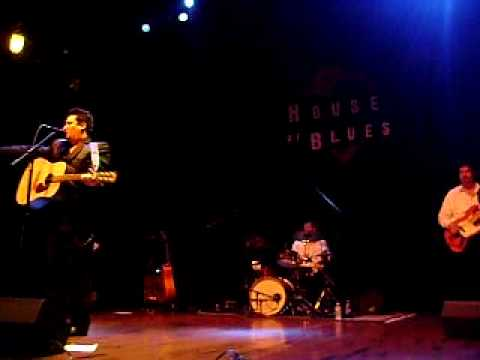 "He Wears Black - ""Personal Jesus"" - House of Blues"