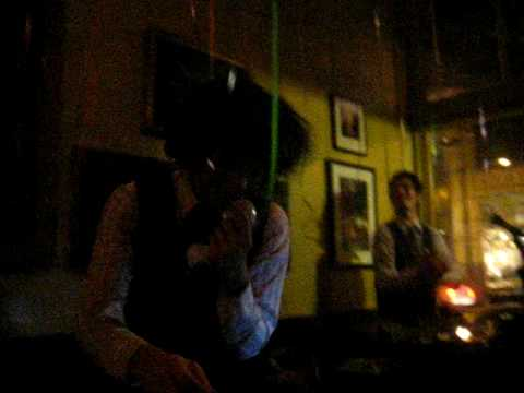 We Were So Entangled - New Year`s 2009 with Head Like A Kite at Le Pichet