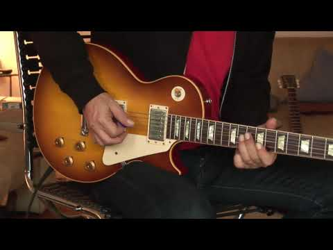2008 Gibson Les Paul Std. `58 Reissue Historic Collection VOS Custom Shop with Kloppmann-PAFs