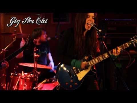 Gig For Chi - Mechanical Smile - NICENSLEAZY`S - Glasgow 23/02/2011