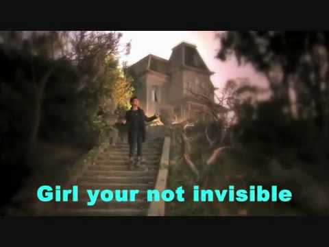 Jonas Brothers Invisible Music Video (W/ Lyrics On Screen and in Description Box!)
